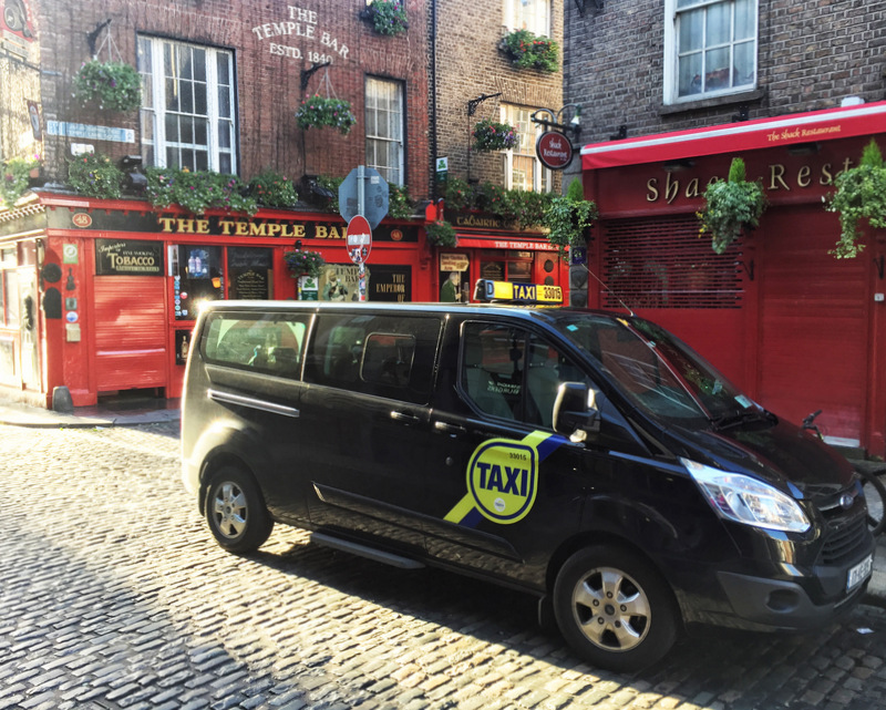 Tours of Temple Bar Dublin