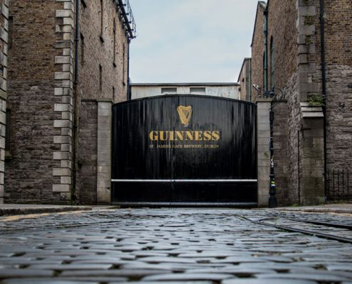 Dublin City Tours Guinness Storehouse