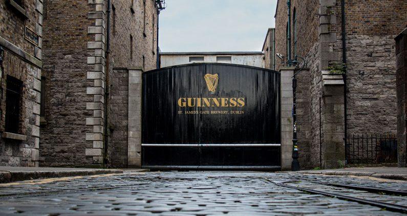 Dublin City Tours Guinness Storehouse